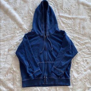 American Eagle Zip Up Sweatshirt